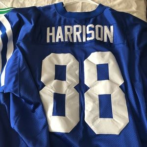 Authentic Marvin Harrison Colts Jersey